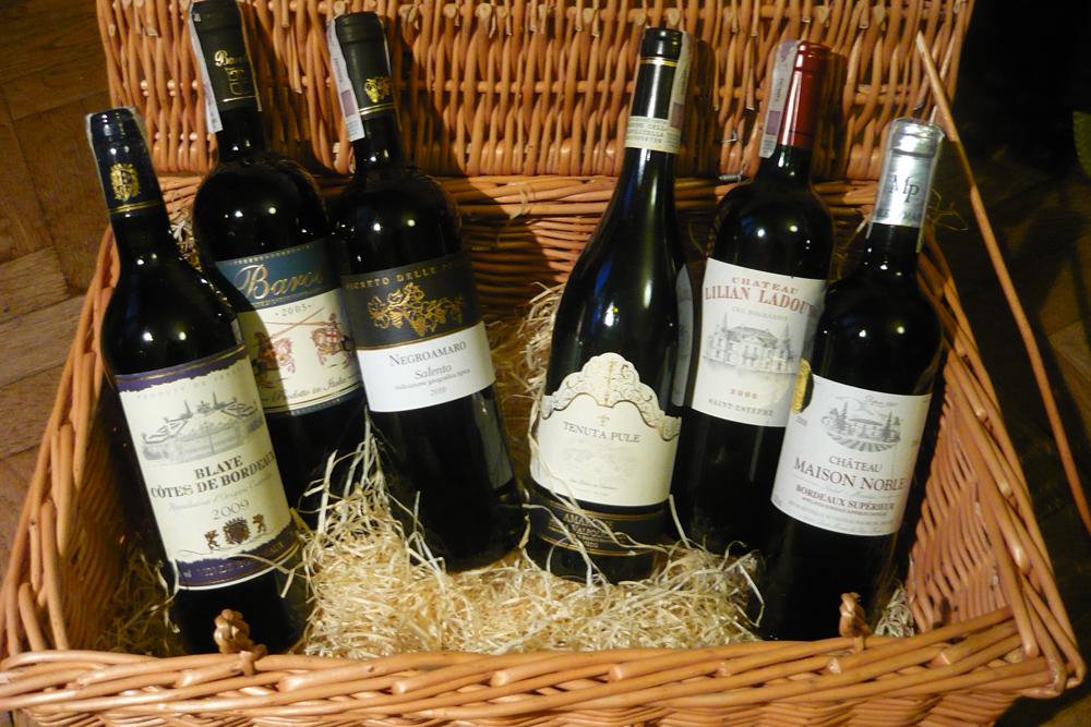 Wino Wytrawne Lidl