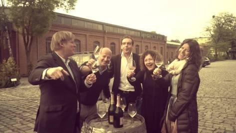 dziś też jest czas na szampana!
